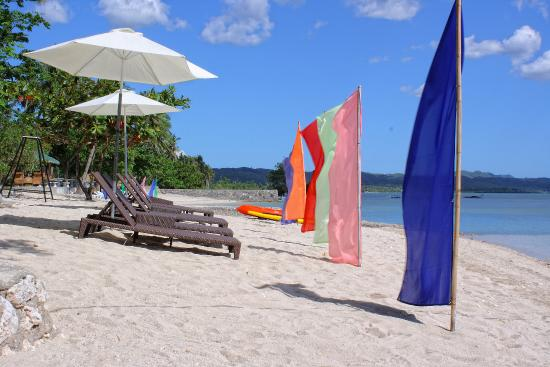 San Remigio, Filipinas: Relax and surrender to life's pleasure...