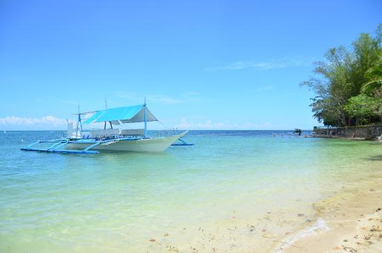 Amidst the breathtaking north coast of Cebu comes a place where times stops, San Remigio Beach C