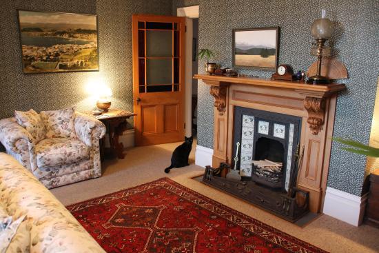 Gardens Homestay : Guest room