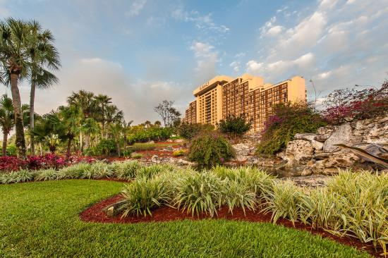 Hyatt Regency Grand Cypress: Exterior Lawn