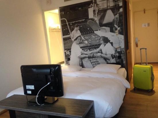 Mooie moderne kamer foto van inntel hotels amsterdam zaandam