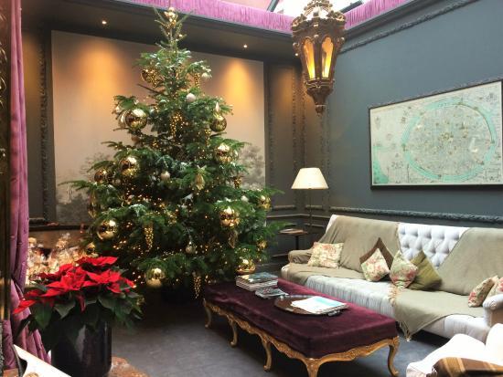 Hotel de Orangerie: Christmas @ the Orangerie