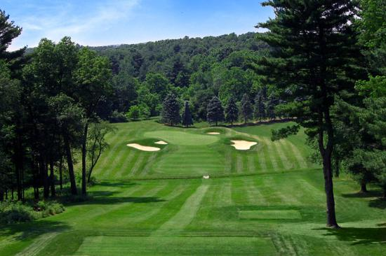 Toftrees Golf Resort: Hole Ten