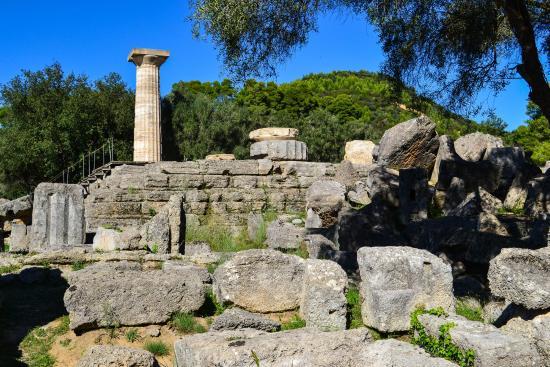 Olimpia antica (Archaia Olympia): ...
