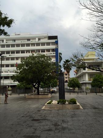 Parque Simon bolivar: sitio de encuentro