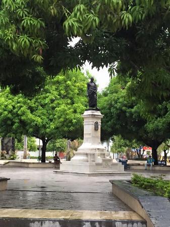 Parque Simon bolivar