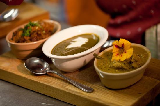 Ballydehob, Irlanda: Curry