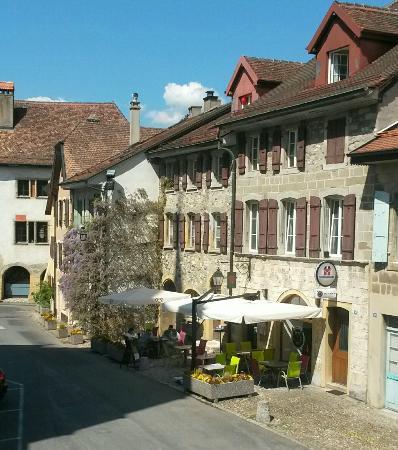 Le TapasCow Vieille Ville de Cossonay