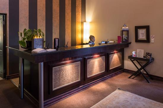 Reception Picture Of Villa Bali Boutique Hotel Bloemfontein Tripadvisor