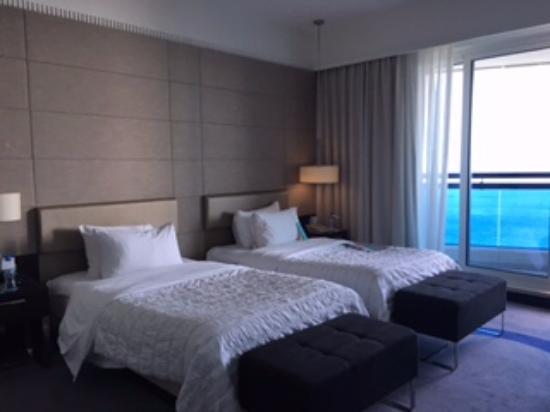 Superior Room Picture Of Le Meridien Al Aqah Beach Resort