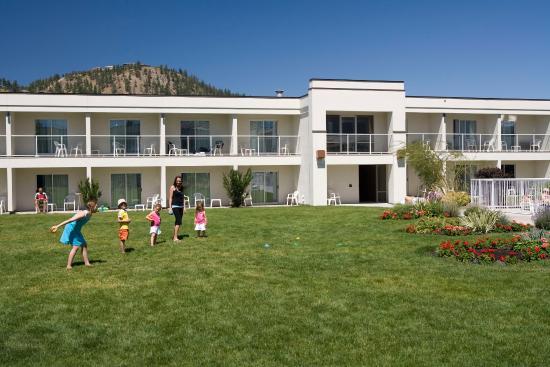 BEST WESTERN PLUS Kelowna Hotel & Suites: Exterior