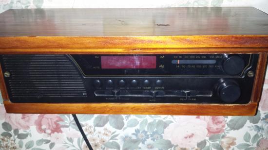 Dullstroom Inn: Radio