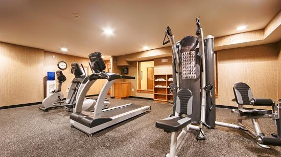 Best Western Plus Intercourse Village Inn & Suites: Fitness Center