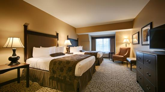 BEST WESTERN PLUS Intercourse Village Inn & Suites: Double Queen Guest Room