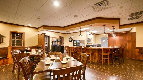 BEST WESTERN PLUS Intercourse Village Inn & Suites: Olde Mill Restaurant