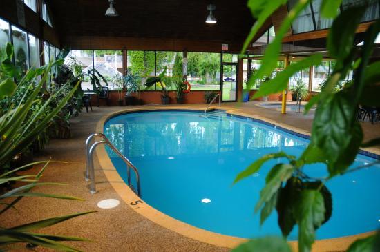 Best Western Inn at Penticton: Indoor Pool & Hot Tub