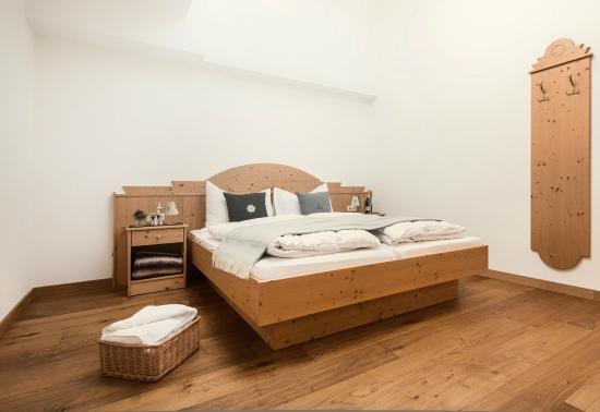 West Alp Westendorf: Schlafzimmer Appartement