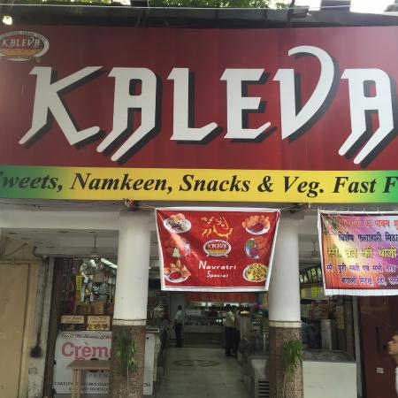 KALEVA   True definition of delicious Indian Sweets
