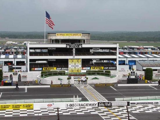 Best Western Plus Genetti Hotel Conference Center Pocono Raceway