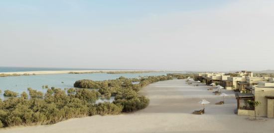 Sir Bani Yas Island, Uni Emirat Arab: Al Yamm Villa Resort - Mangroves View