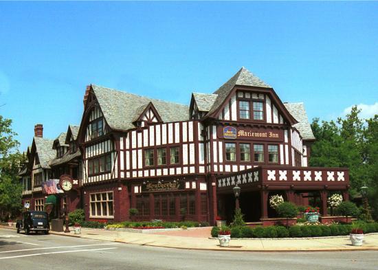 Best Western Premier Mariemont Inn: Exterior