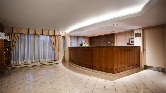 BEST WESTERN PLUS Ottawa City Centre: Lobby