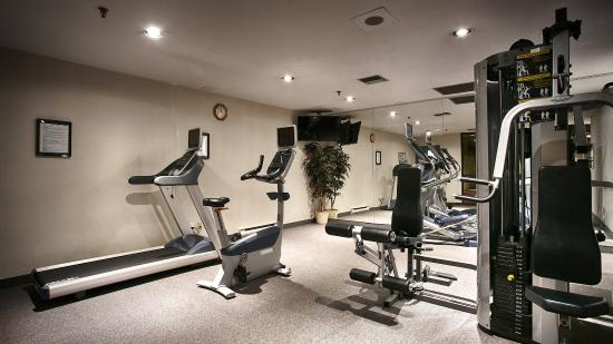 BEST WESTERN PLUS Ottawa City Centre: Fitness Center