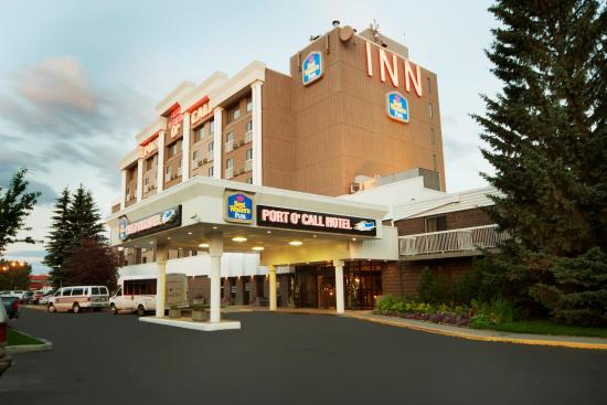 Best Western Plus Port O'Call Hotel: Exterior