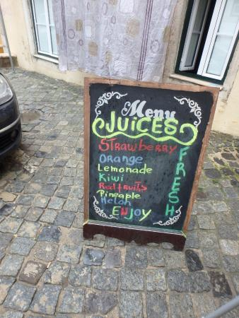 juice board-great juice!