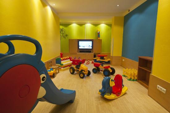 Rubner's Hotel Rudolf: Kinderspielzimmer