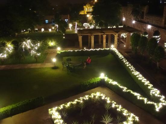 Bijolai Palace - A Inde Hotel: Ambiance