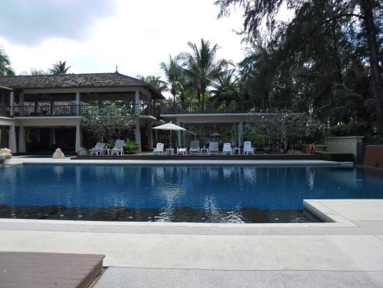 The Grand Southsea Khao Lak: Private pool (or it seemed like it)!!