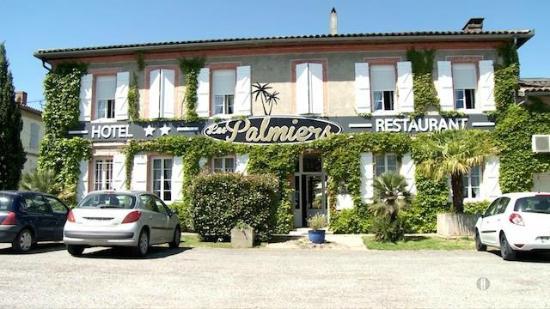 Rieumes, Frankrike: Auberge Les Palmiers