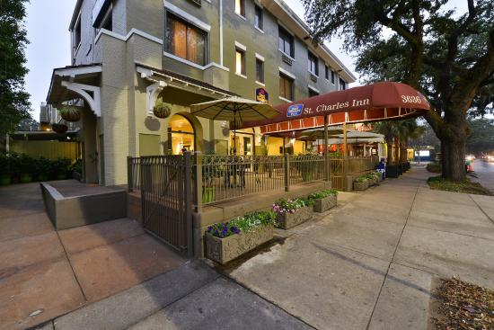 BEST WESTERN PLUS St. Charles Inn: Exterior