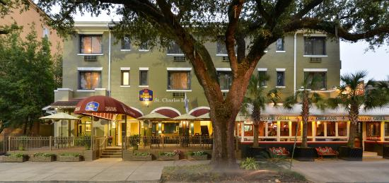 BEST WESTERN PLUS St. Charles Inn
