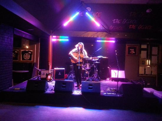 Amazing lucas-solo at the prince. Picture of prince of wales.