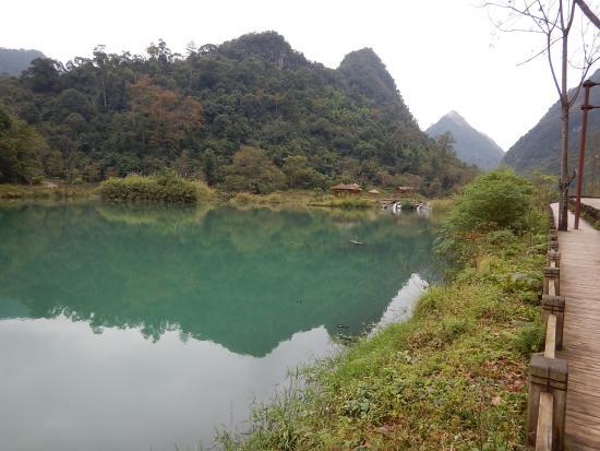 Libo County, Китай: 10
