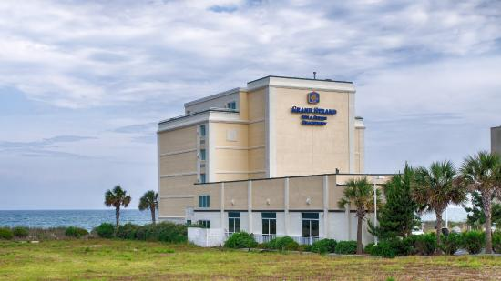 Best Western Plus Grand Strand Inn & Suites