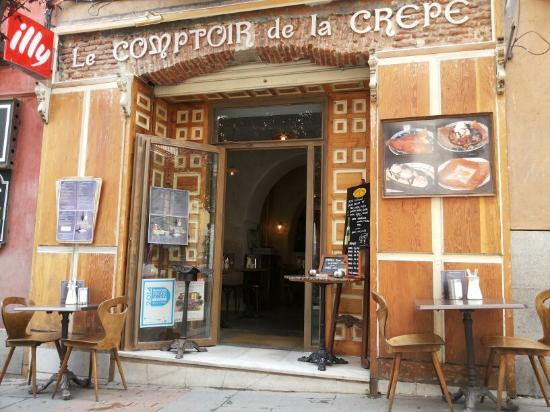 imagen Le Comptoir de la Crepe en Madrid