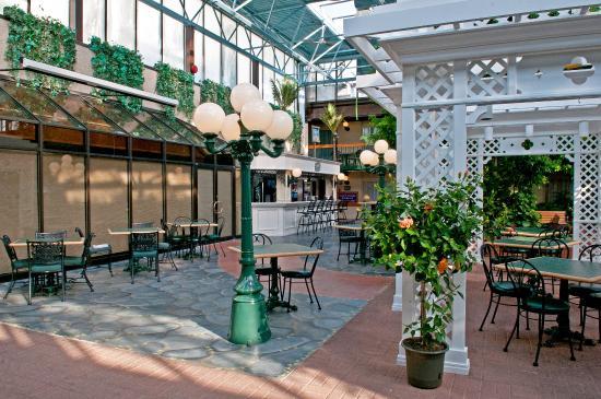 Best Western Plus Cairn Croft Hotel: Bourbon Street Bistro