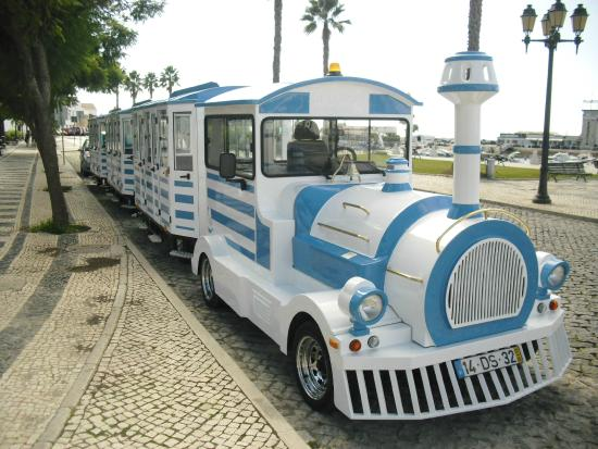 ‪Delgaturis Tourist Train‬