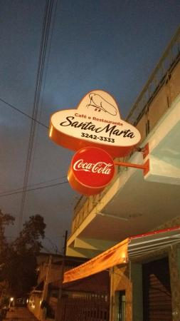 Cafe Santa Marta