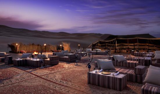 Hamim, Emiratos Árabes Unidos: Qasr Al Sarab Desert Resort by Anantara - Al Falaj
