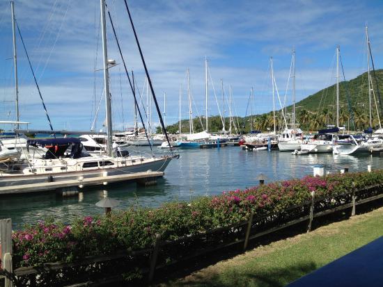 Guavaberry Spring Bay Vacation Homes: Marina