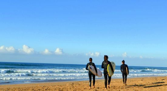 Kasbah Surf Way