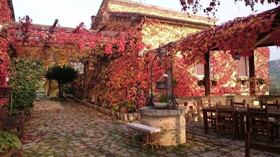 Ristorante dell'Agriturismo Borgo Antico