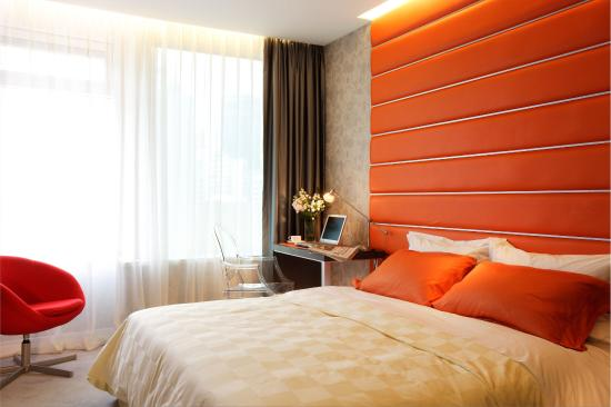 Cosmo Hotel Hong Kong: Cosmo Hotel - Orange Room