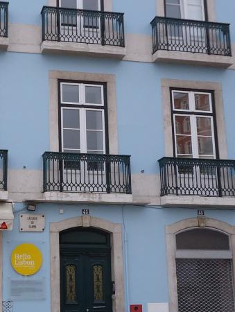 Hello Lisbon Rossio Apartments