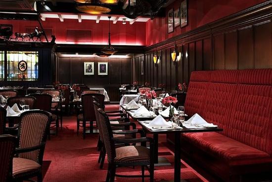 Hotel Amsterdam - De Roode Leeuw: Restaurant