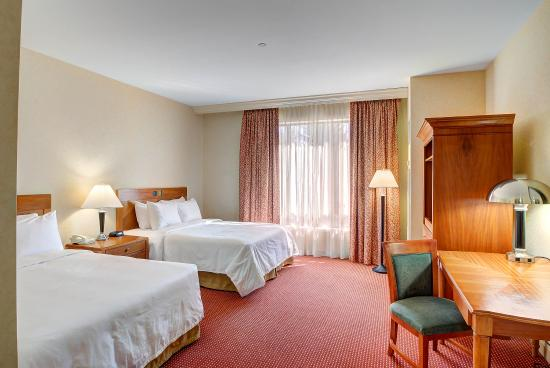 Southbridge Hotel And Conference Center: Double Room